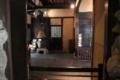 忍者屋敷の内部