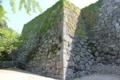松阪城の石垣