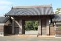 徳島城鷺の門