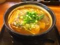 麺乃家のカレーラーメン