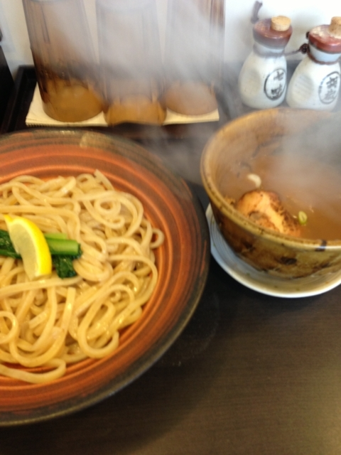 魚介とんこつつけ麺