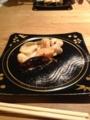 魚介類の鉄板焼
