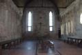 モン・サン・ミッシェルの修道士の食堂