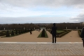 ヴェルサイユ宮殿の庭園2