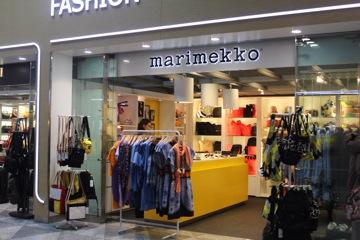 マリメッコのお店