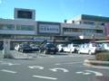 松本駅(ボケてます)