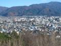松本市街遠景1