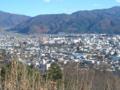 松本市街遠景2