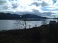 木崎湖の情景1