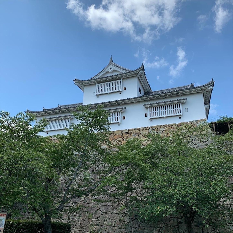 津山城の備中櫓