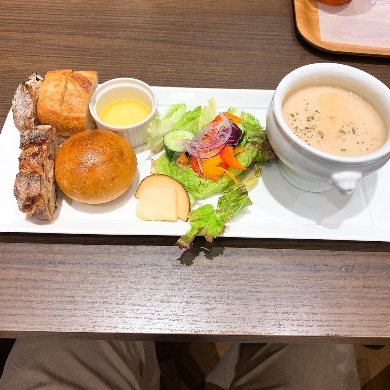 「パンとスープLunch」