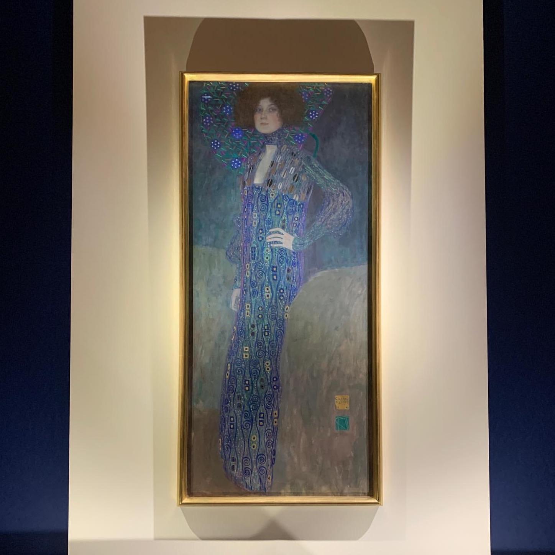 「エミーリエ・フレーゲの肖像」