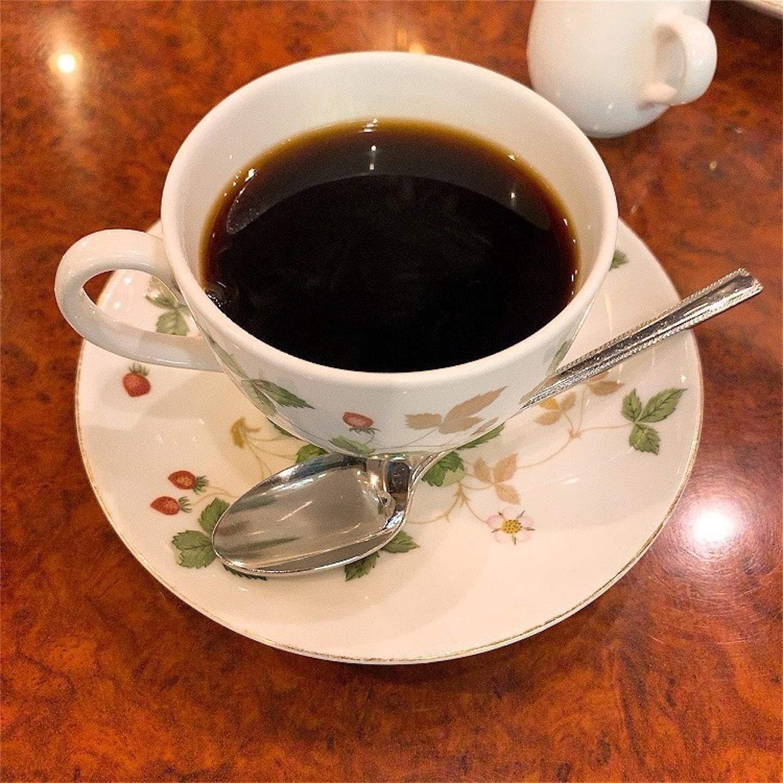 英國屋のコーヒー