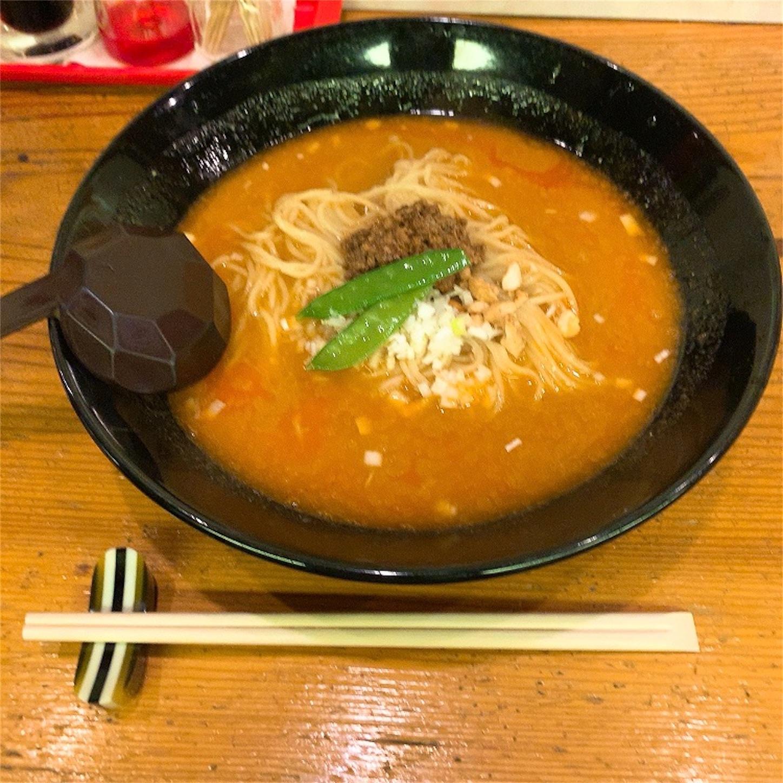 福龍担々麺