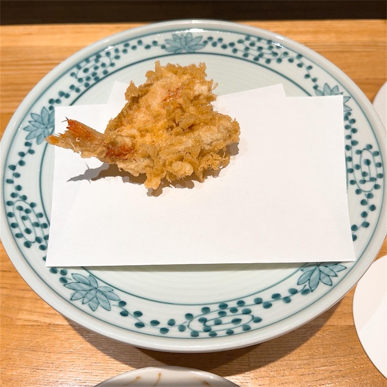 ヒメジの天ぷら