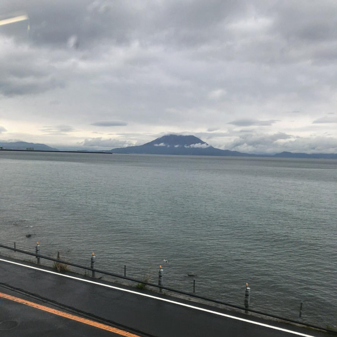 指宿枕崎線の風景