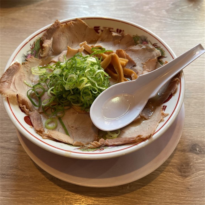 鉢一面チャーシュー麺