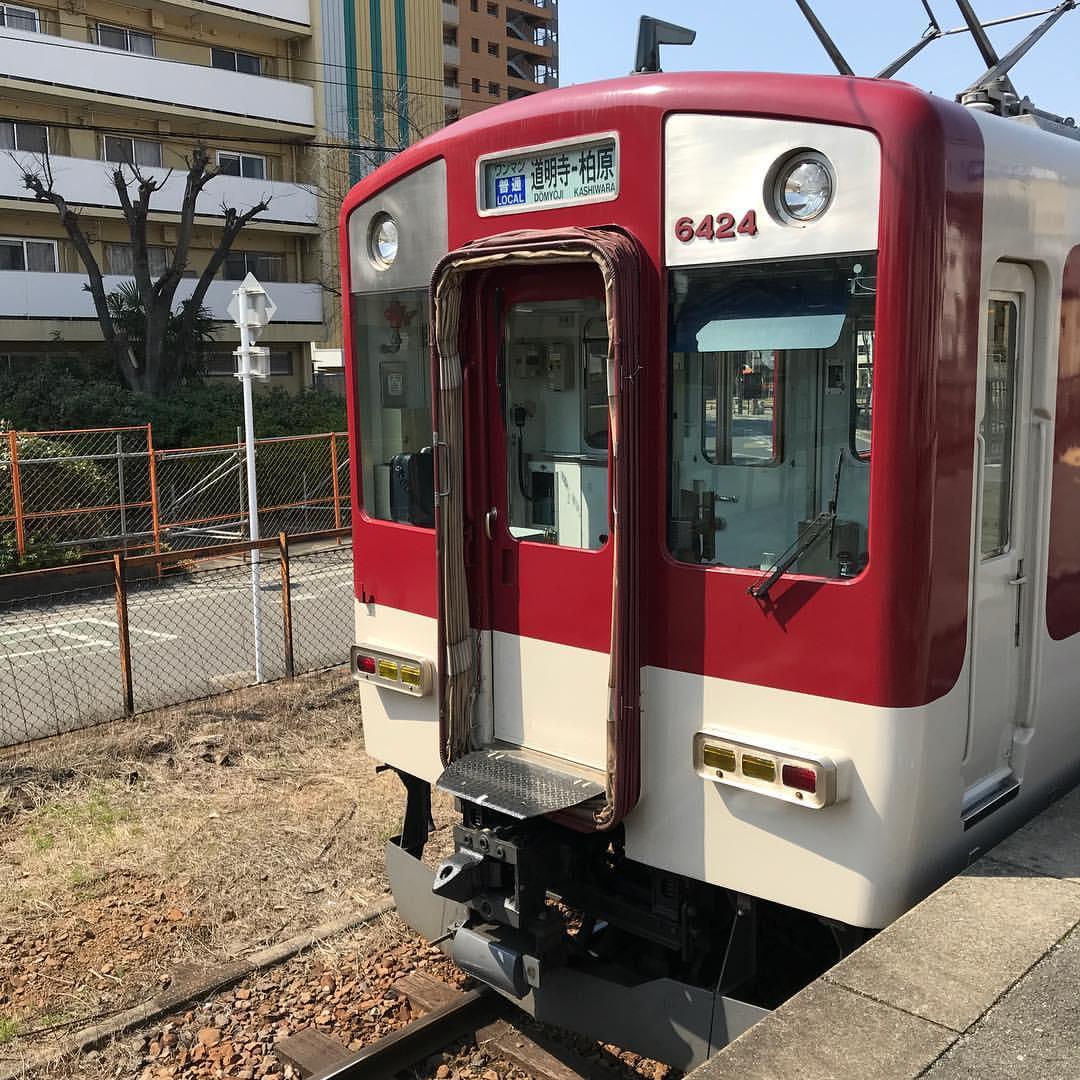 近鉄道明寺線の電車