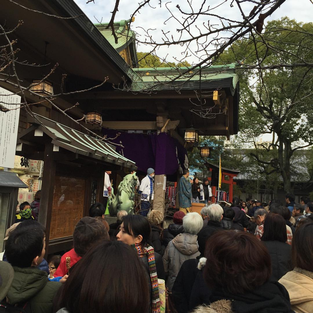 高津神社の富くじ