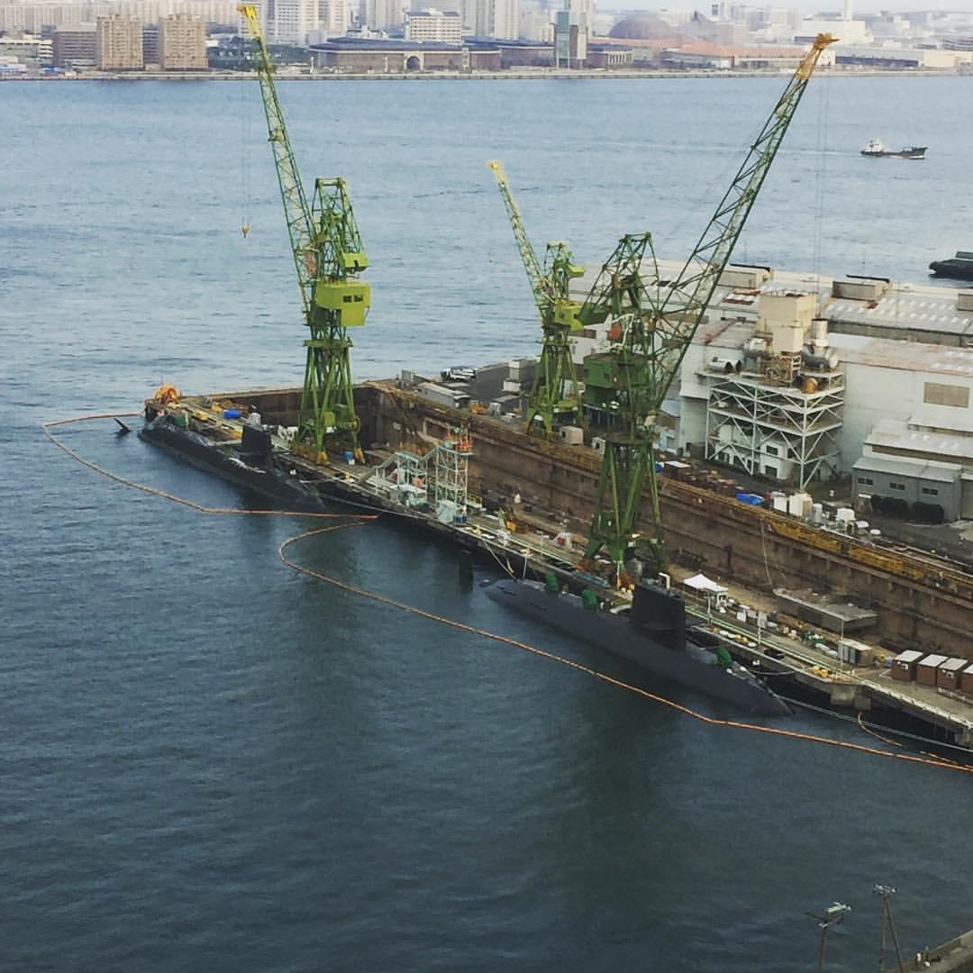 海自の潜水艦2