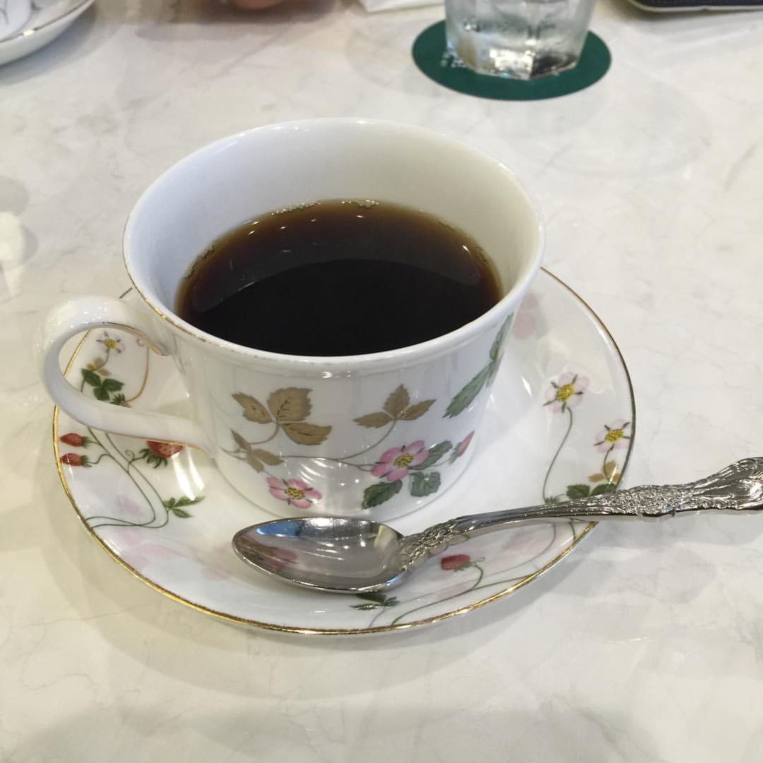 英國屋のブレンドコーヒー
