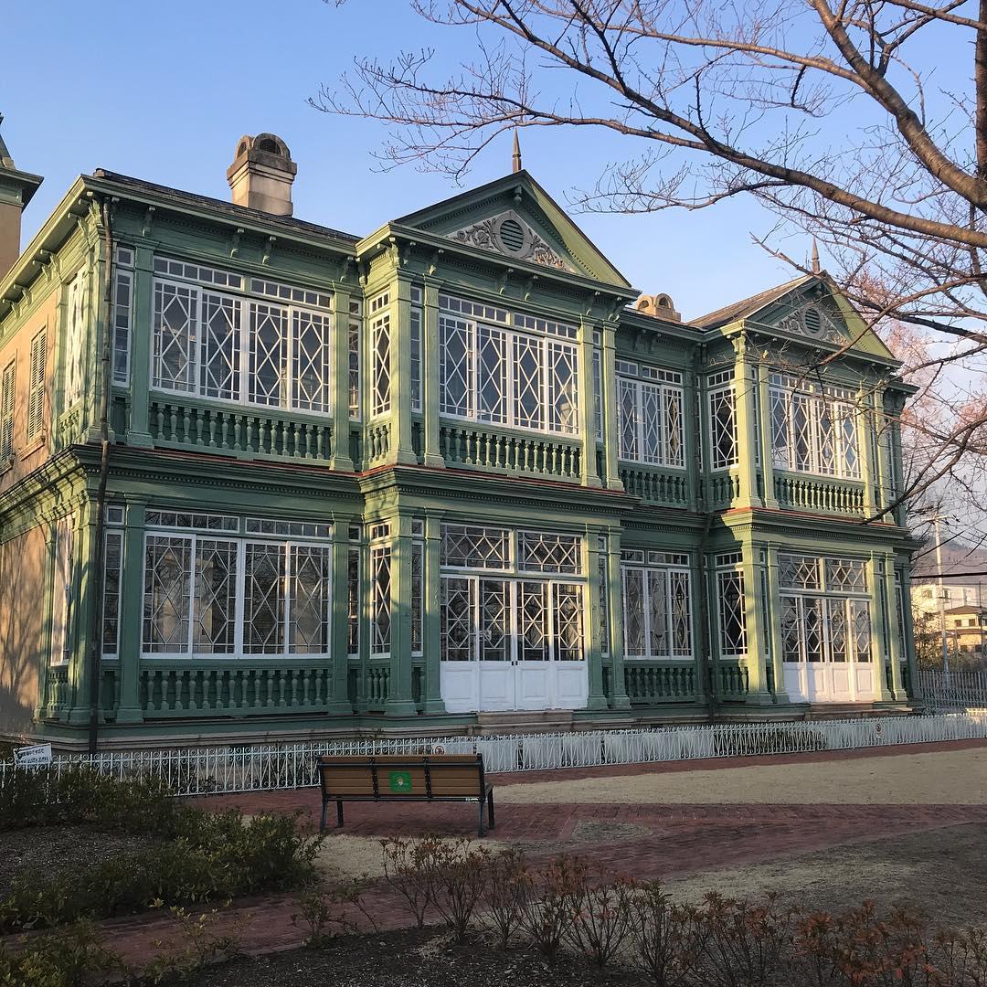 旧ハンター邸