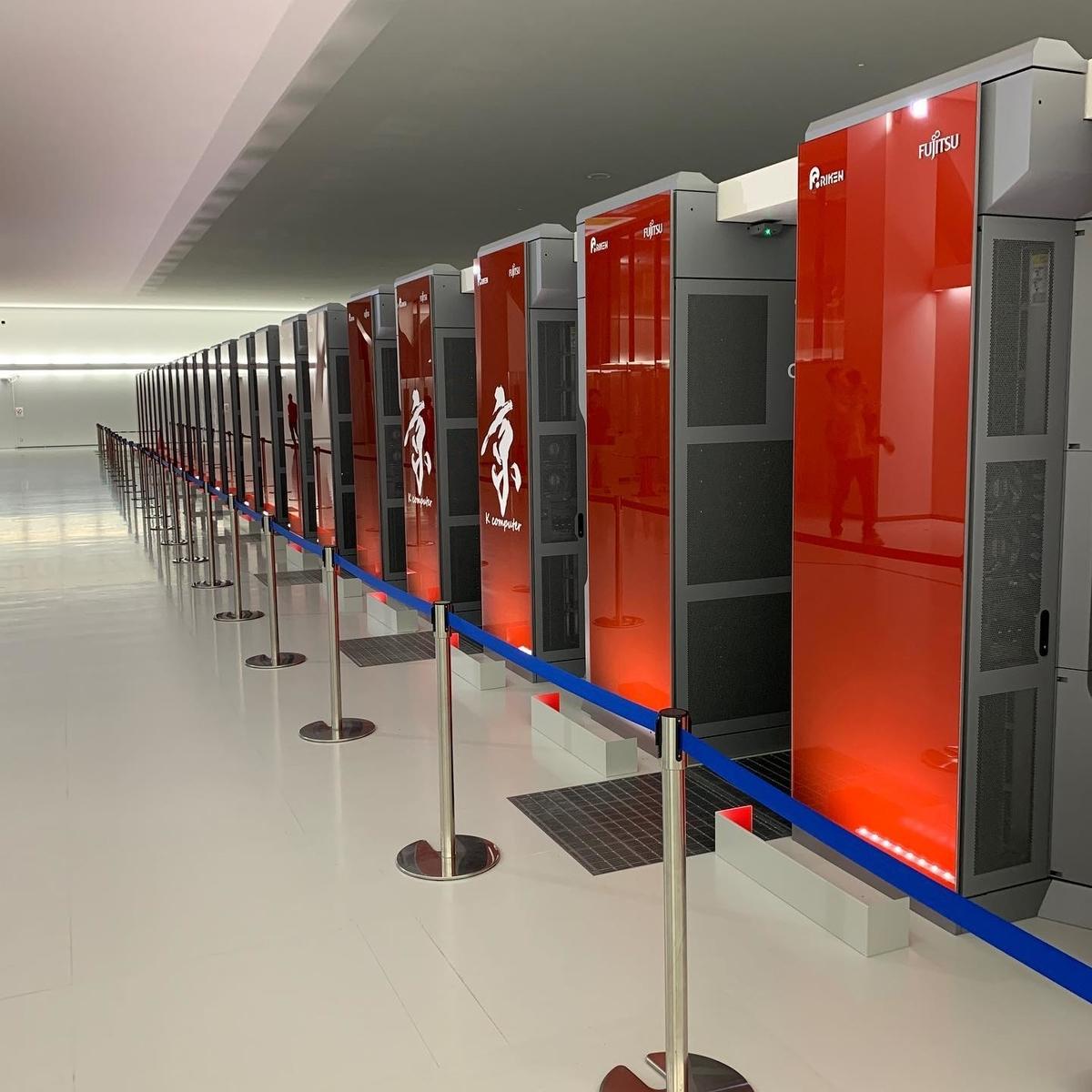 スーパーコンピュータ「京」1