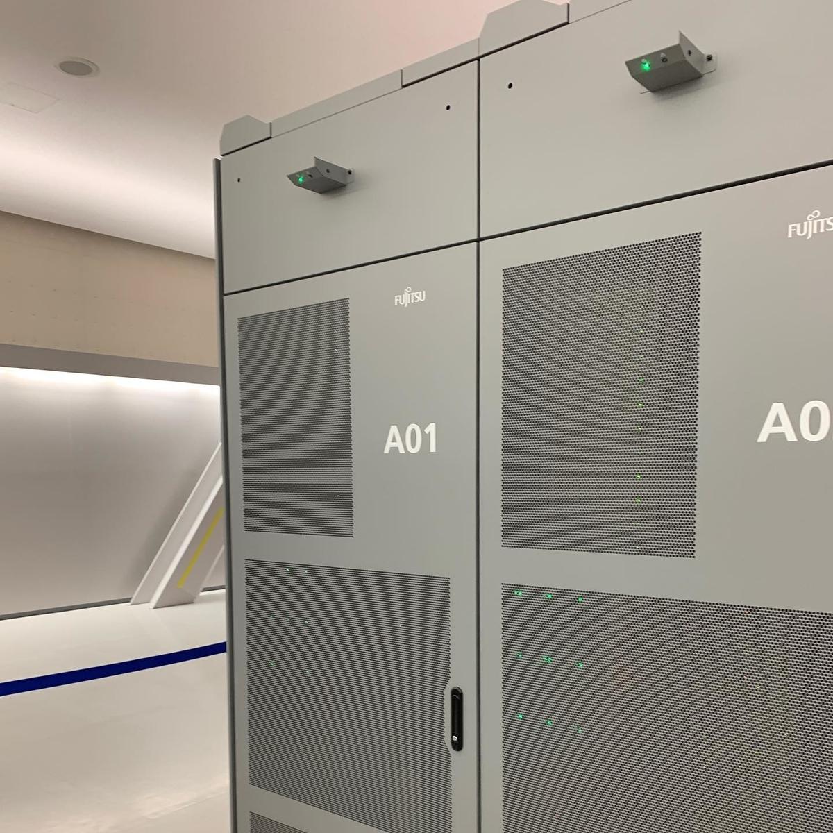 スーパーコンピュータ「京」のユニット