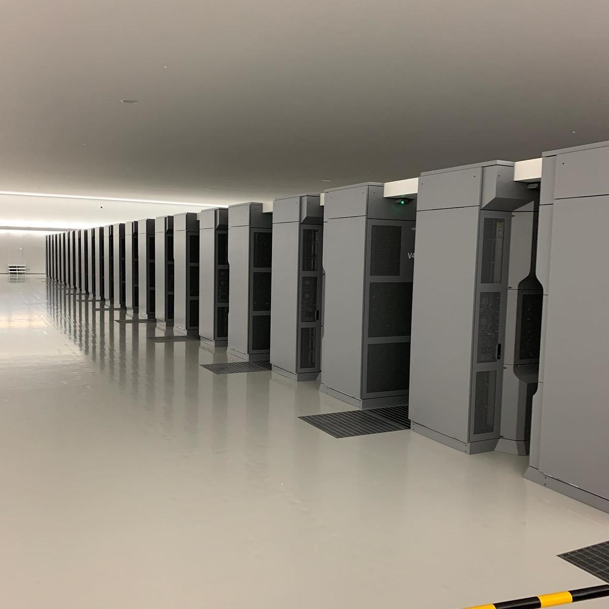 スーパーコンピュータ「京」3