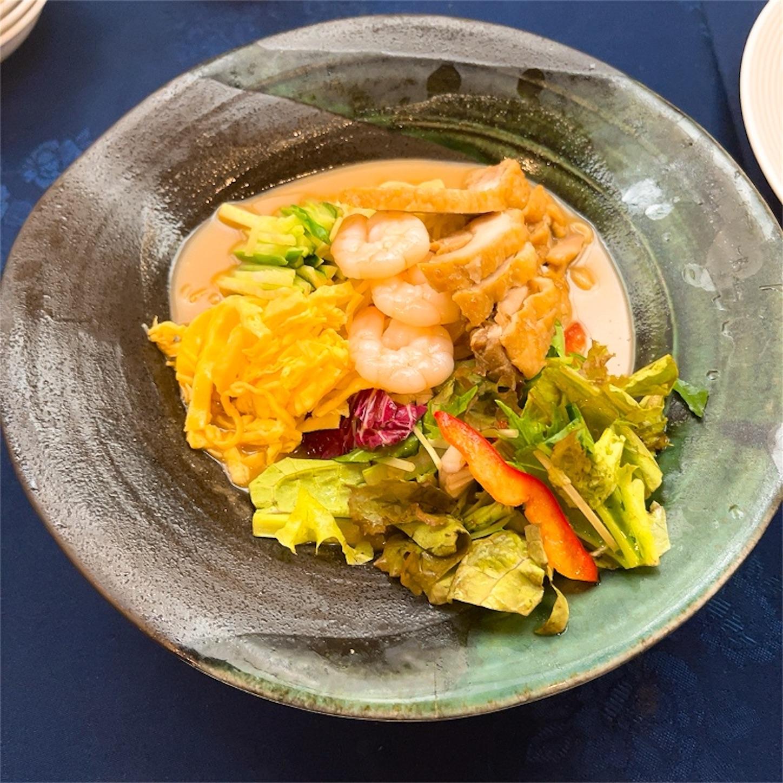 百楽の冷麺