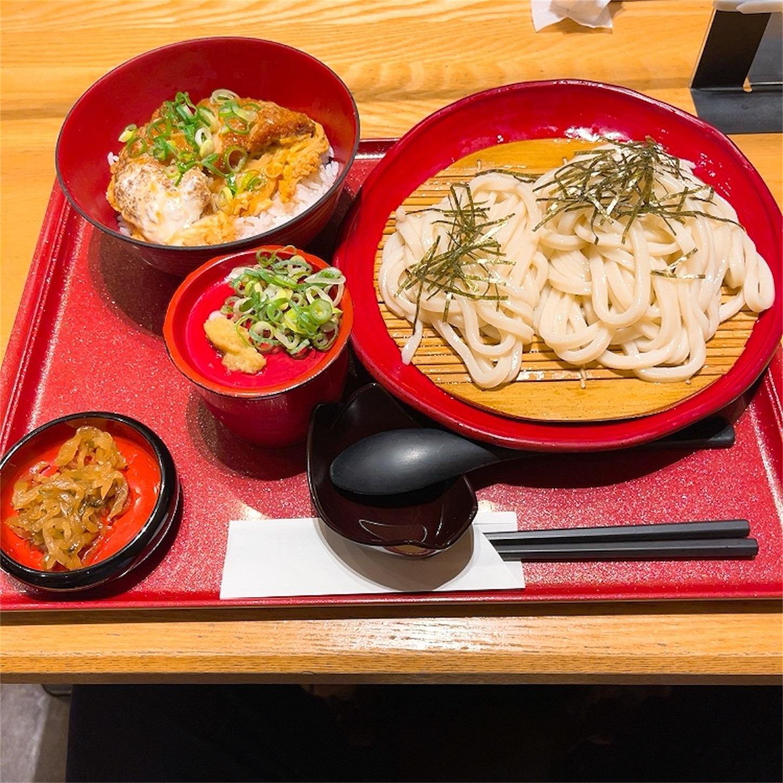 杵屋のかつ丼定食