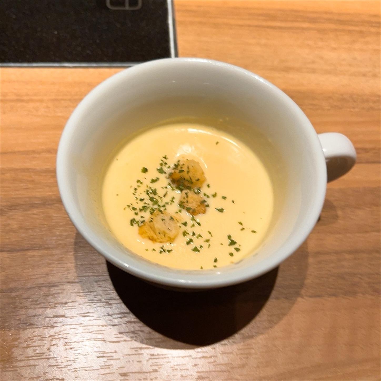 温物のスープ