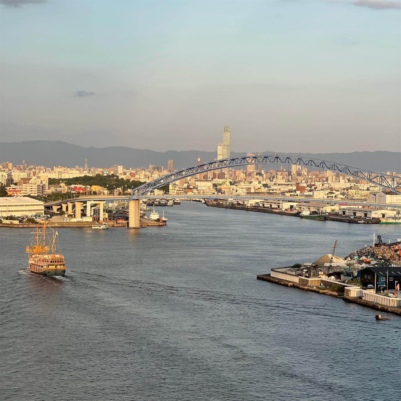 大正内港入口