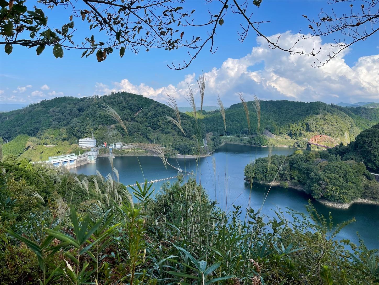 青蓮寺湖1