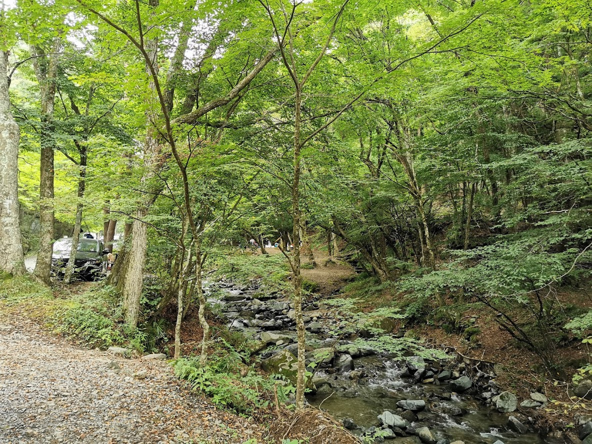 道志の森キャンプ場 03