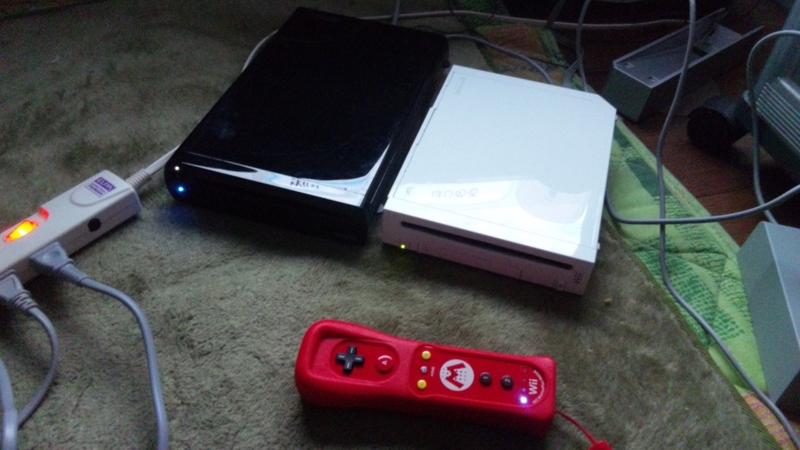 Wiiお疲れ様!