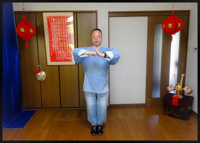 中国カンフーと太極拳のオンラインレッスン