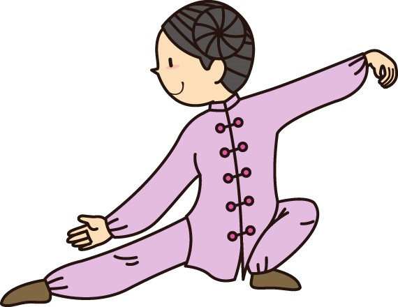 太極拳やカンフーの腰の使い方
