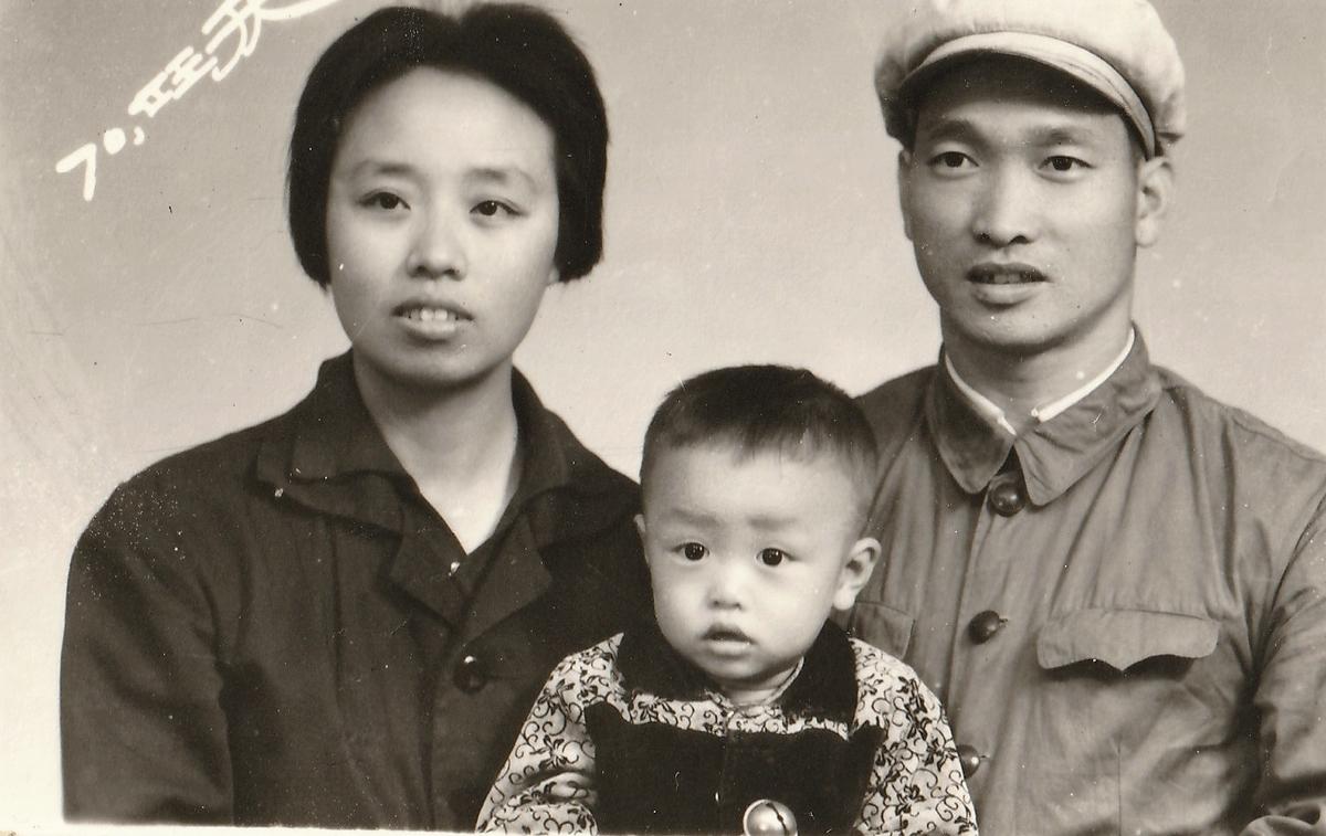 徐言偉、中国武術の一家に生まれる