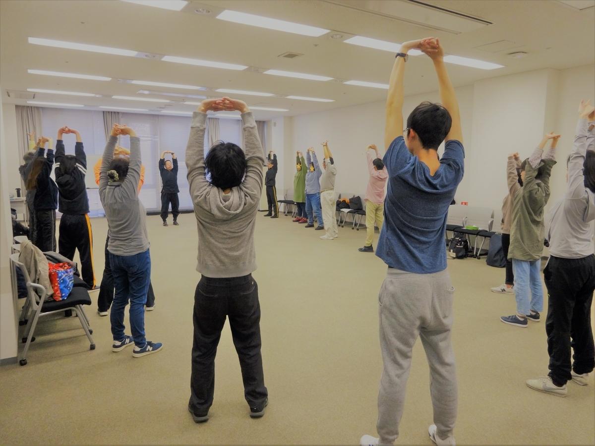 中国武術、カンフー、太極拳、中国式健康体操の健康効果