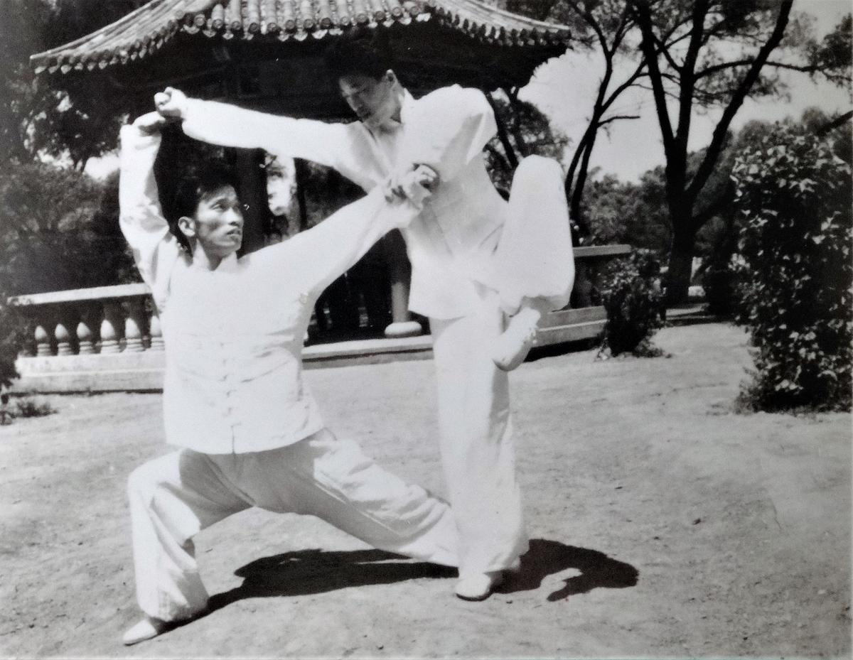 中国武術の種類『速い拳法』徐言偉ブログ