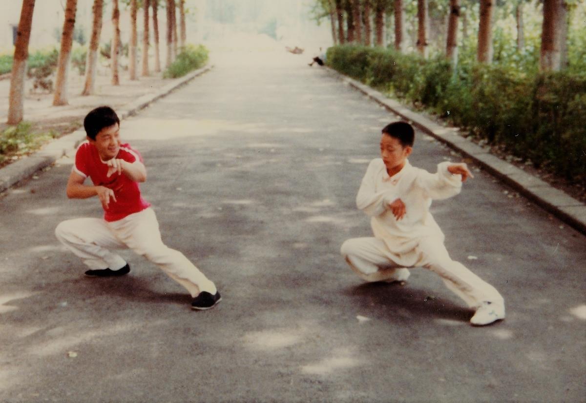 中国武術・カンフーの種類『螳螂拳』徐言偉