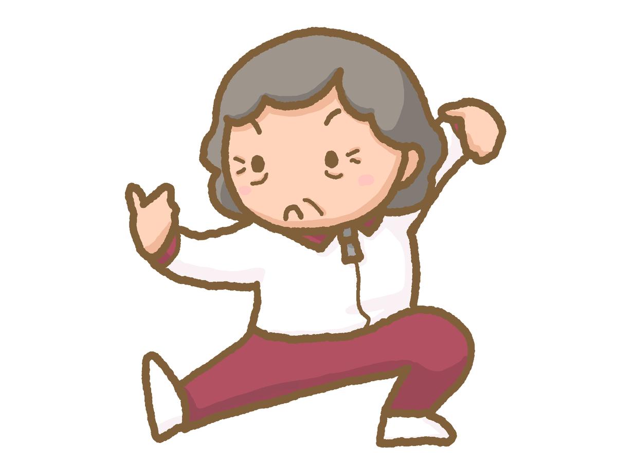 協調運動能力を高める太極拳とカンフー(中国武術)の練習、徐言偉ブログ