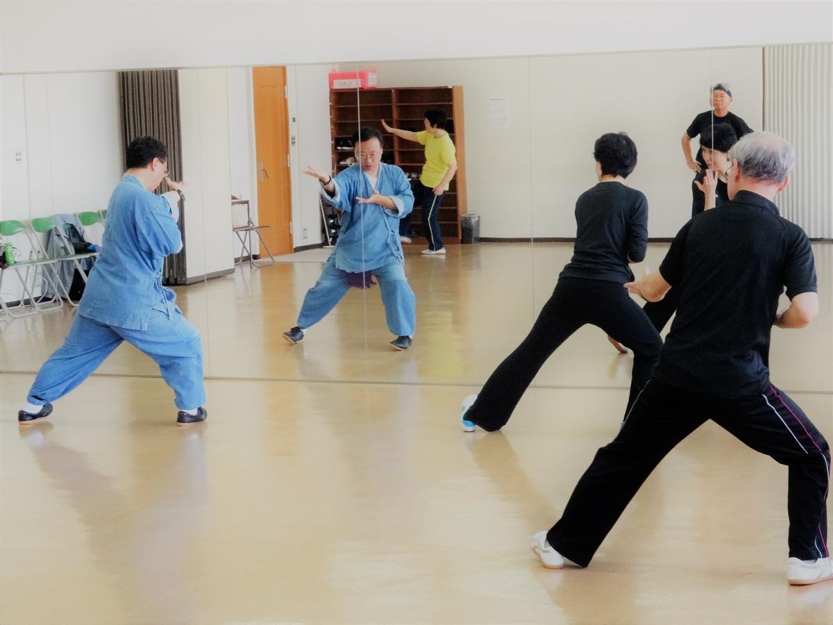 協調運動能力を太極拳で改善・向上させる、徐言偉ブログ