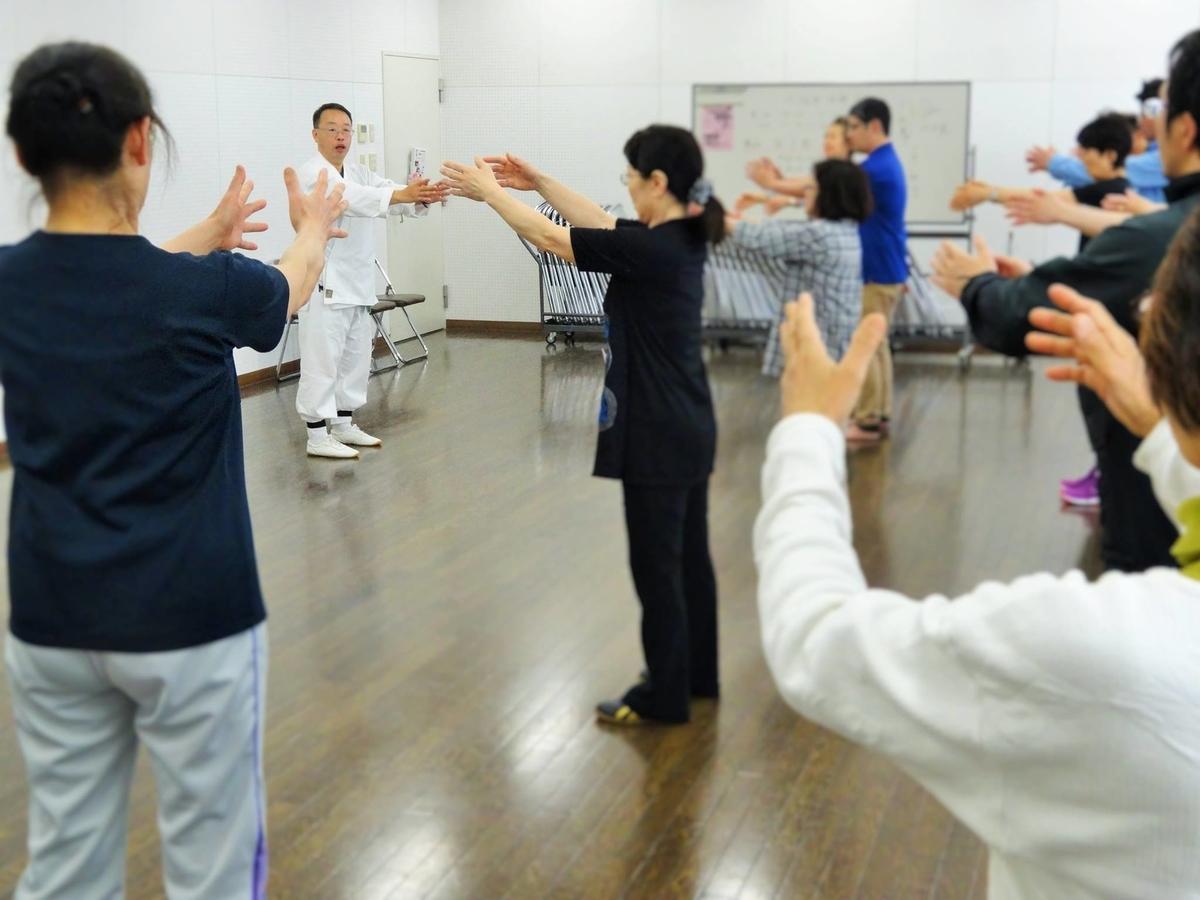 五大流派太極拳の教え方について、徐言偉ブログ