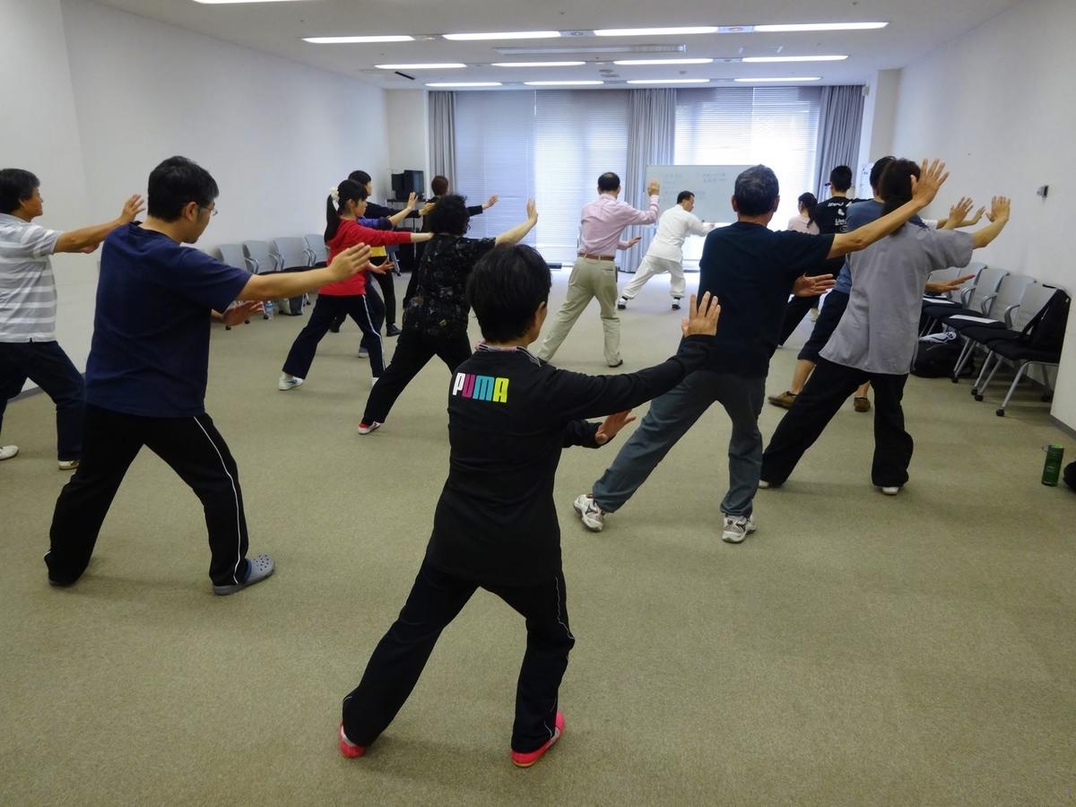 太極拳の教え方について、徐言偉ブログ