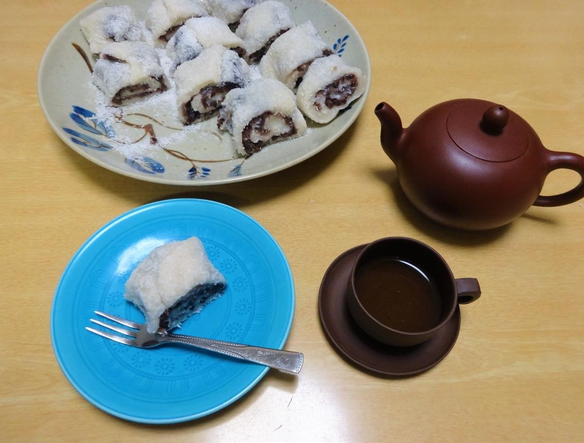 中国郷土菓子 太極拳とカンフーのブログ