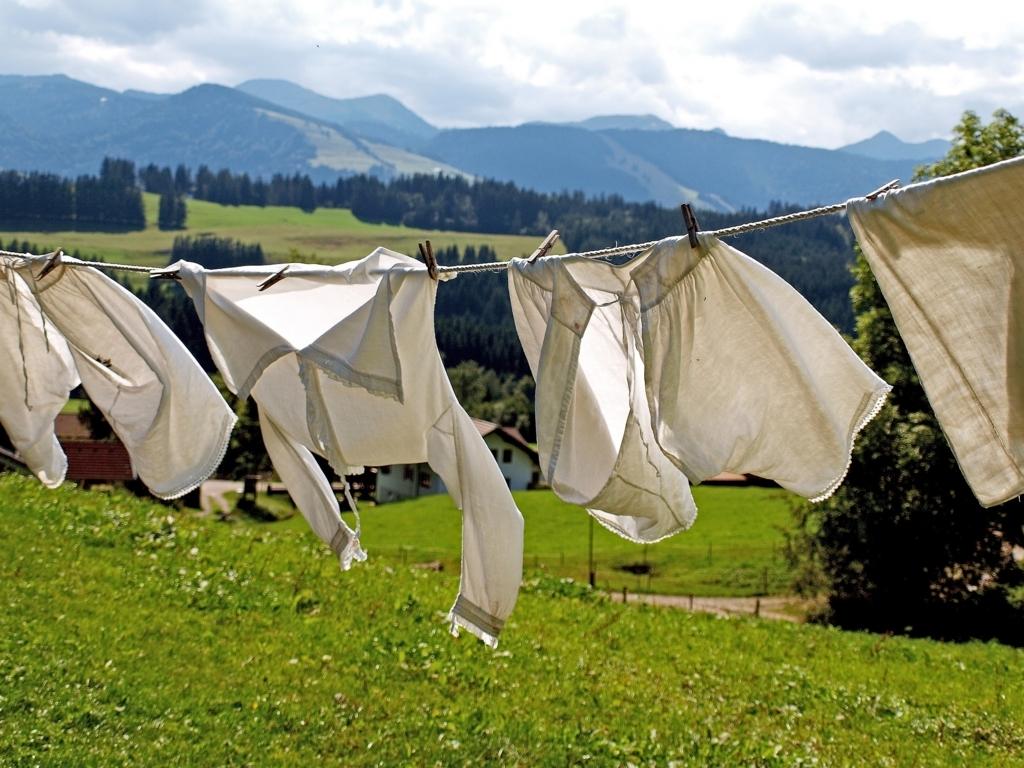 洗濯物 におい消し