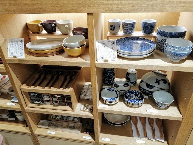 中川政七商店の食器
