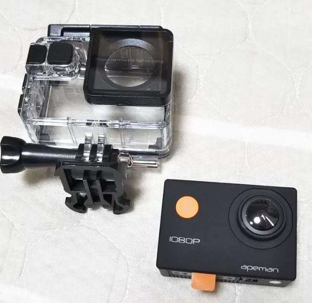 APEMANアクションカメラ